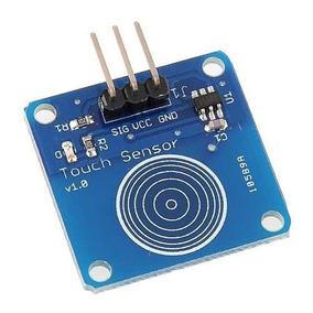 Modulo Sensor De Touch Toque Capacitivo Arduino Arm Pic Avr