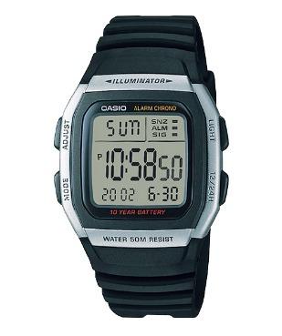 Relógio Casio W-96h-1avdf 0 Magnifique