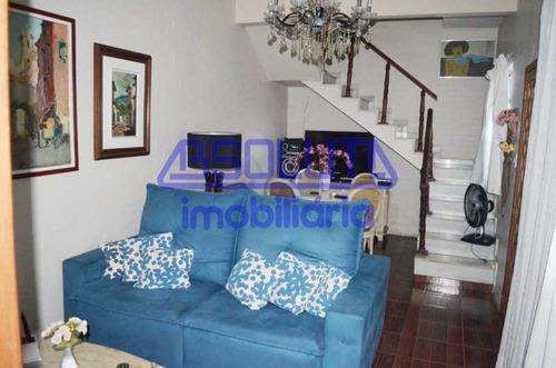 Casa De Vila-à Venda-vila Isabel-rio De Janeiro - C2733