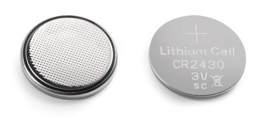 Bateria Cr-2430 Lithium 3v