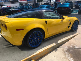 Chevrolet Corvette 2p Zr1 60 6vel