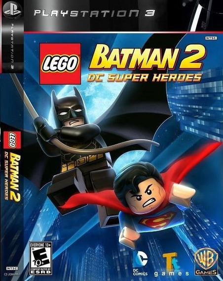 Lego Batman 2 - Dc Super Heroes - Ps3