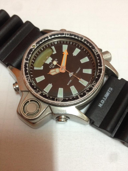 Citizen Aqualand Dm Co22 ( Sucata )