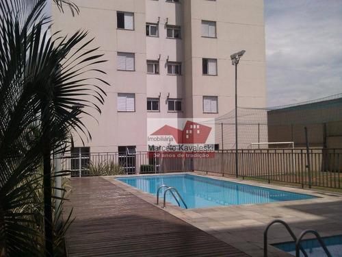 Imagem 1 de 13 de Apartamento Com 2 Dormitórios À Venda, 50 M² Por R$ 270.000,00 - Ipiranga - São Paulo/sp - Ap10764