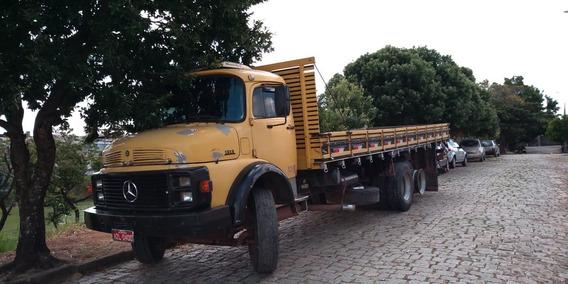 Mercedes-benz 1313 - Aceito Trocas