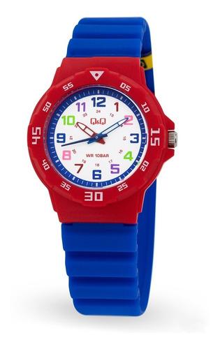 Reloj Niña,niño Original Q&q Ideal Para Regalo