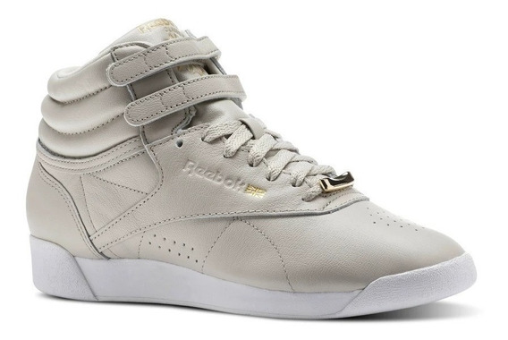 Tênis Reebok Freestyle Hi Muted Cn1496