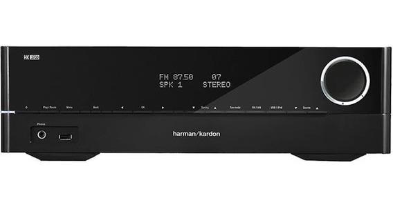 Receiver Estéreo Harman Kardon Hk 3700 Novo