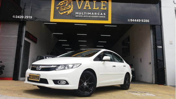 Civic 2014 2.0 Exr Flex Aut. 4p