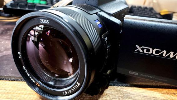 Câmera Filmadora Sony Pxw-x70 Xdcam Upgrade 4k Excel. Estado