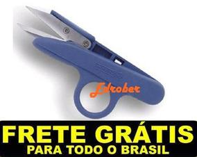 Tesoura De Arremate /tesoura Tecelão Tc800 Plastico 12cm