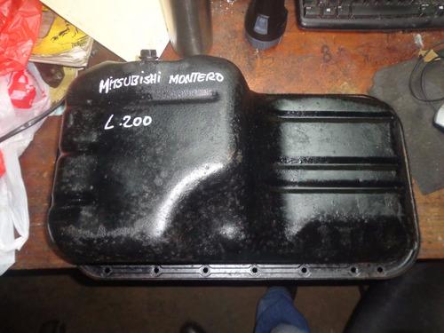 Vendo Carter De Motor De Mitsubishi Montero/l200, Diesel