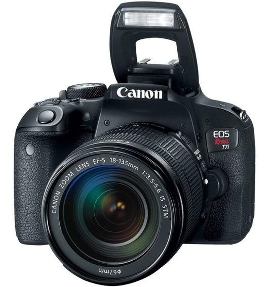 Canon Eos Rebel Eos T7i 18-135