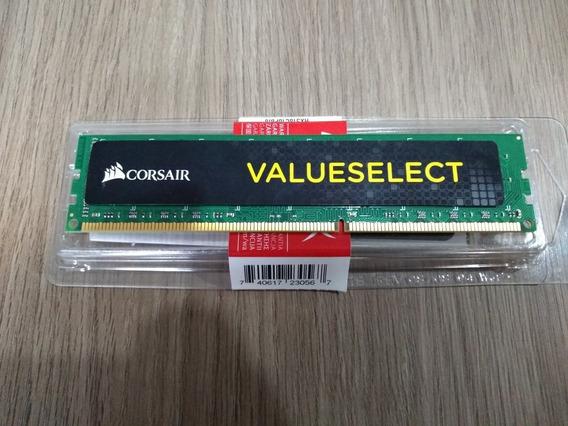 Memoria Ram Ddr3 8gb Corsair Value Select 1600 Mhz Pc
