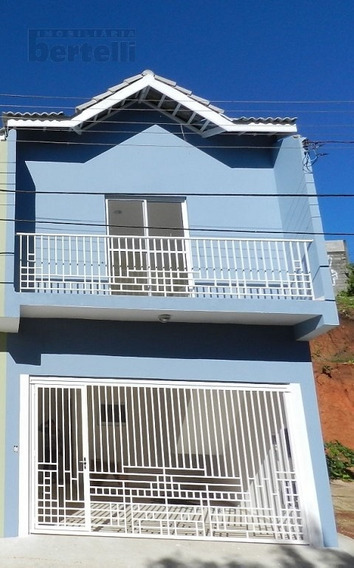 Casa Para Venda, 2 Dormitórios, Vila Aparecida - Bragança Paulista - 2288