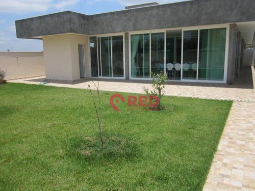 Casa Com 3 Dormitórios À Venda, 420 M² Por R$ 1.900.000,00 - Condomínio Lago Da Boa Vista - Sorocaba/sp - Ca0270