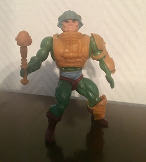 Muñeco Man At Arms - Masters Of The Universe - He-man
