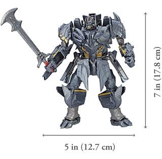 Transformers The Last Knight Premier Edition Lider Megatron