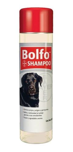 Shampoo Antipulgas, Piojos Y Garrapatas Bolfo Bayer 350 Ml