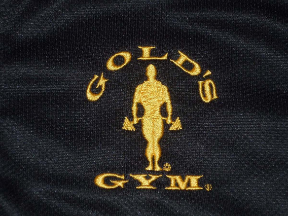 Espectacular!! Chomba Damas Orig. Golds Gym - Black M