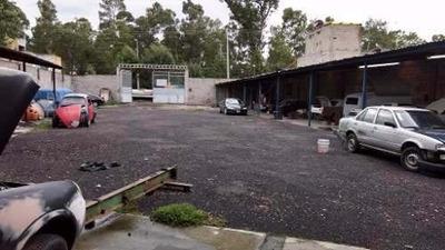Terreno En Venta En Canal De Chalco, Iztapalapa