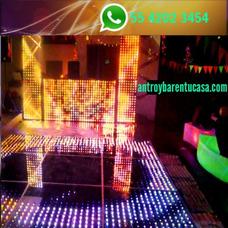 Dj Para Fiestas Luz Sonido Renta Salas Lounge Iluminadas Led