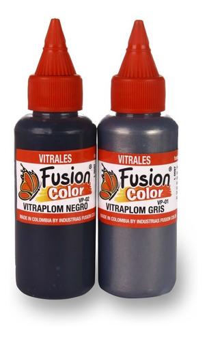 Imagen 1 de 1 de Fusion Color Vitraplom X 60 Cc