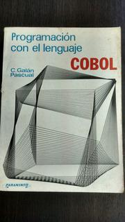 Programacion Con El Lenguaje Cobol. G. Pascual