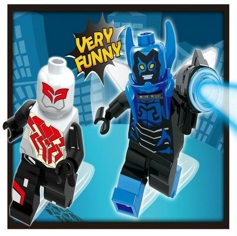 Spider Man 2099 E Besouro Azul Blue Beetle Homem Aranha