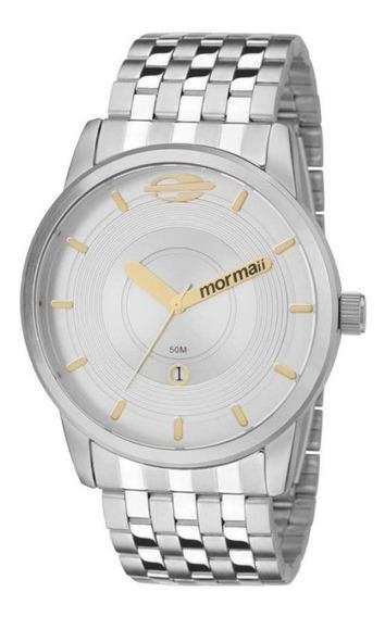 Relógio Masculino Mormaii Analógico Tradicional Mo2115ab/3k