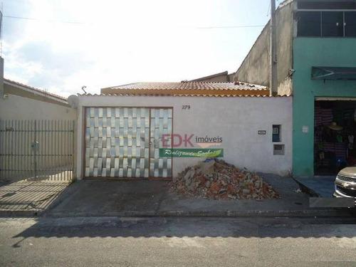 Imagem 1 de 16 de Casa Á Venda Em Ótima Localização No Bairro Parque Dos Principes - Ca6049
