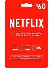 Tarjeta Regalo De Netflix 2p / 33 Días