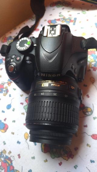 Câmera Fotográfica Nikon D3200 (usada)