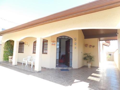 Imagem 1 de 14 de Casa Térrea A Venda Na Praia De Peruíbe - Litoral Sul
