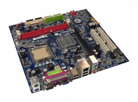 Computador Desktop, Placa Mae Ga Vm900m, E4500 2.2 Ghz, 3 Gb