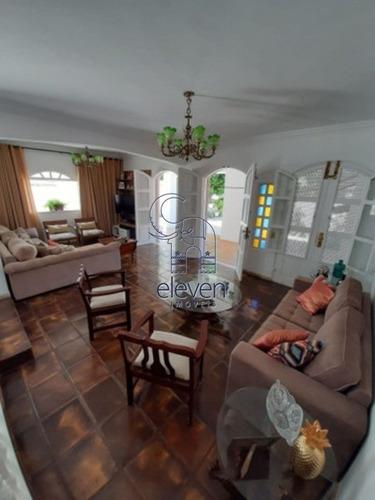 Imagem 1 de 6 de Casa Praça Dos Eucaliptos  4/4 , 3 Suites Com Piscina E 3 Vagas - Fv183 - 69259221