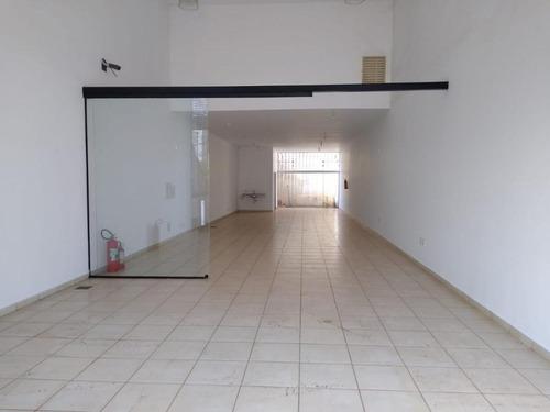 Salão Para Alugar, 160 M² Por R$ 5.000,00/mês - Alto Da Boa Vista - Ribeirão Preto/sp - Sl0279