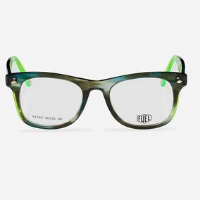 Óculos De Grau Fuel - Geométrico - Cal