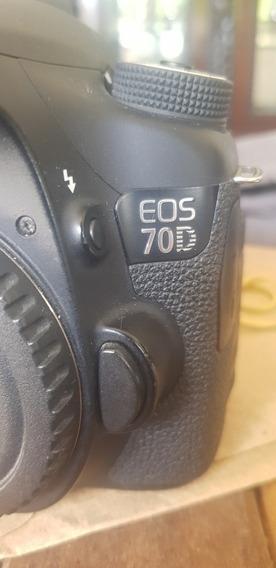 Canon 70d Corpo