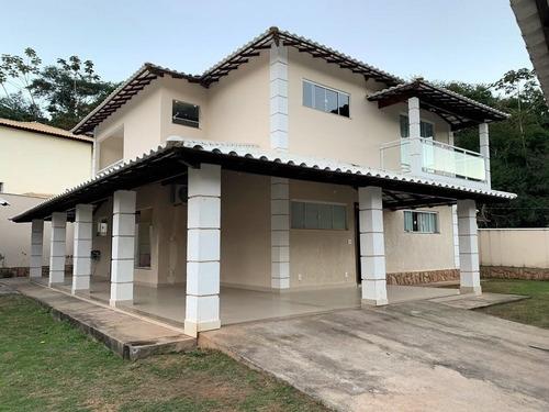 Imagem 1 de 15 de Casa Em Parque Guararapes  -  Miguel Pereira - 2657