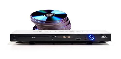 Dvd Con Radio Fm  Usb-sd Con Entrada Hdmi Y Salida 5.1 Cuota