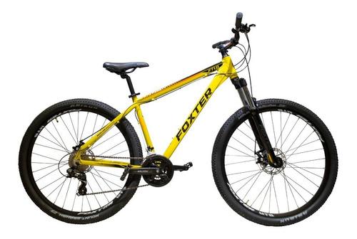 Bicicleta Rodado 29 Shimano - Foxter - Disco 24 Vel.