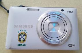 Smart Camera Digital Samsung Com Wifi 16.3 Mp