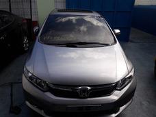 Sucata Honda New Civic Exr 2.0 16v 2012 2013 2014