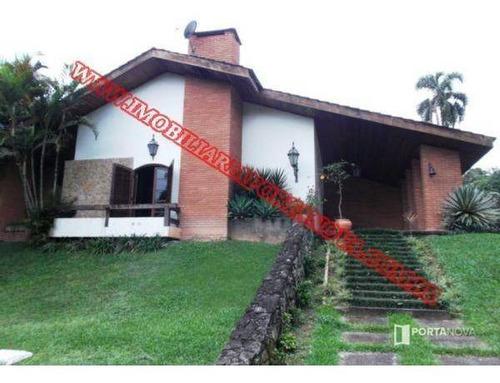 Chácara Com 4 Dormitórios À Venda, 3239 M² Por R$ 850.000,00 - Maria Auxiliadora - Embu Das Artes/sp - Ch0048