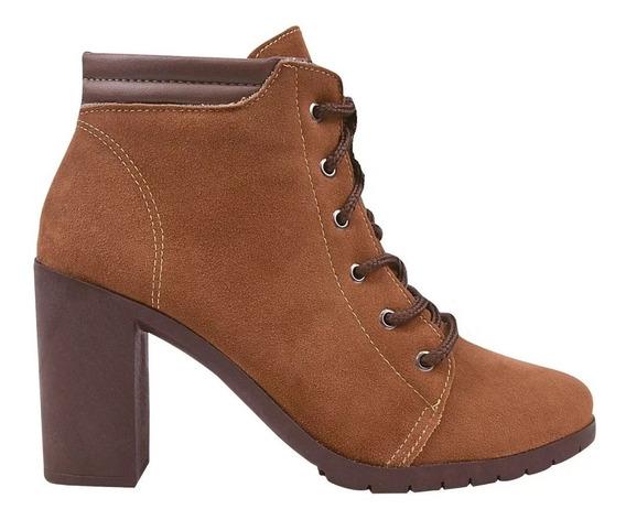 Bota Coturno Sapato Feminino Chiquiteira Chiqui/3740