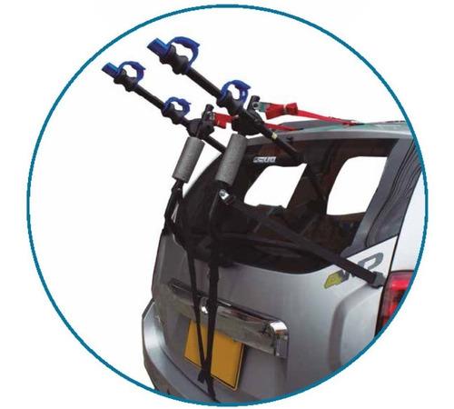 Porta Bicicletas X 2 Carrier Soporte Carro Ciclas Transporte