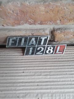 Insignia Original Fiat 128 L
