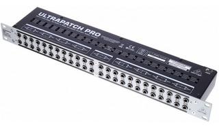 Behringer Ultrapatch Px3000 Patchera 48 Puntos Balanceados