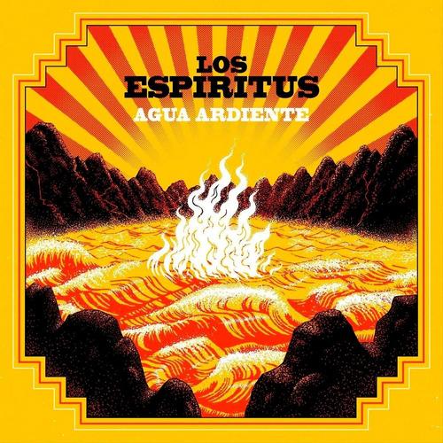 Los Espiritus, Agua Ardiente, Vinilo, Nuevo